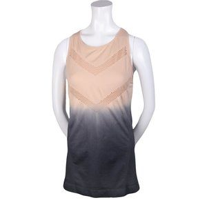 Muse Climawear - 2 Toned Racerback Active Tank SzM